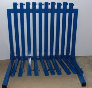 Покрытие синего цвета