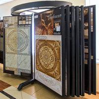 Экспозиторы для плитки, дверей