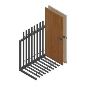 Экспозитор для дверей