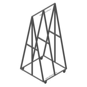 "Витрина для панелей ""Пирамида"""